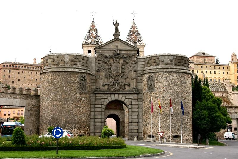 Puerta de Nueva Bisagra Toledo