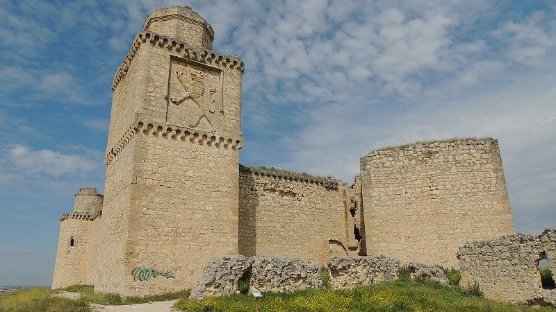 Castillo de Barcience - Toledo