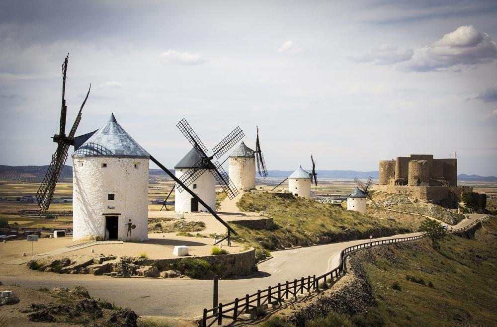 Molinos de Consuegra - Vinos de Toledo