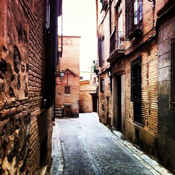 Calle Aljibes, Toledo