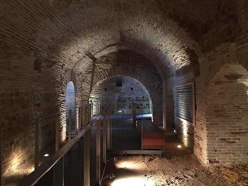 Cuevas Museo del Greco, Toledo