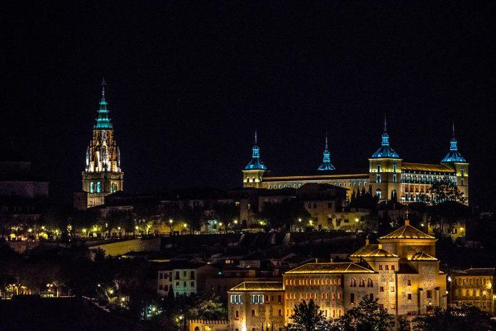 Noche en Toledo