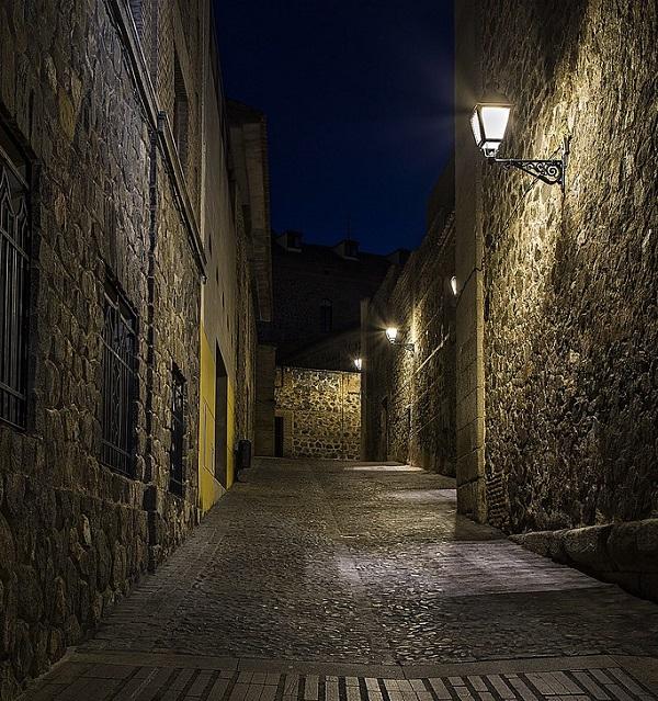 Santo Domingo, calle toledana