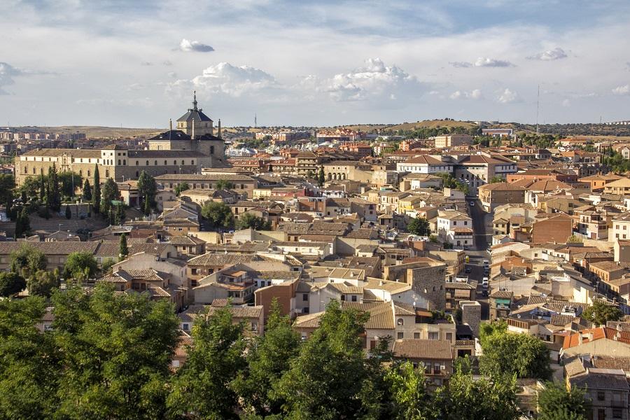 Descubrir Toledo//Ciudad de día