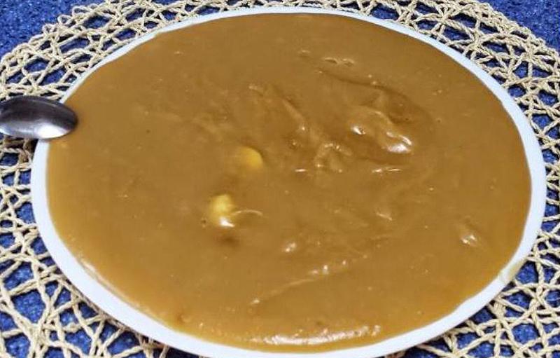 Mostillo, plato típico de Miguel Esteban